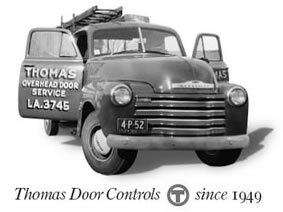Thomas Door Controls - Since 1949